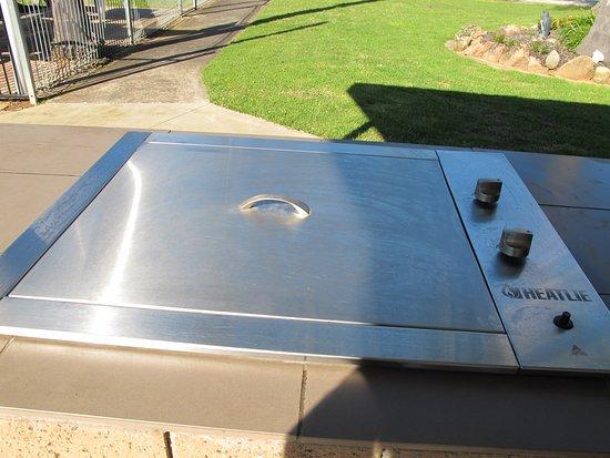 Corowa, Australia: BBQ