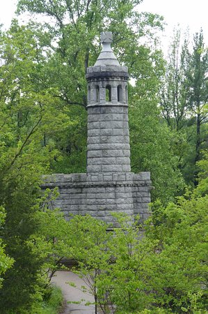 12th & 44th New York Infantry Monument