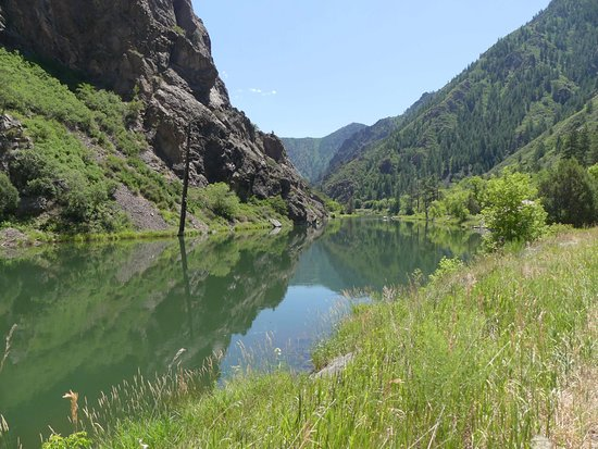 Black Canyon of the Gunnison National Park, South Rim Campground