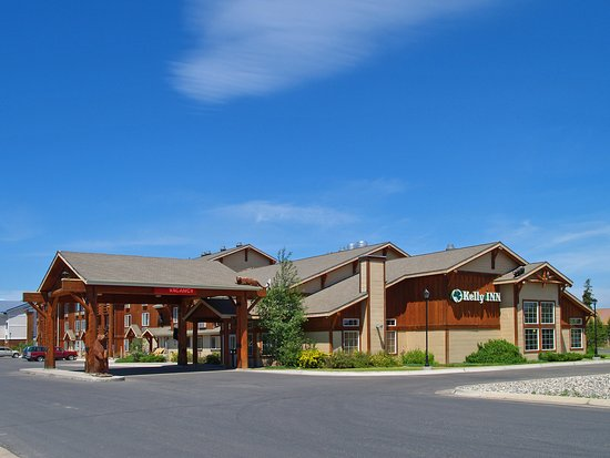 Kelly Inn West Yellowstone: Exterior