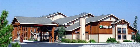 Kelly Inn West Yellowstone: Exterior view #2