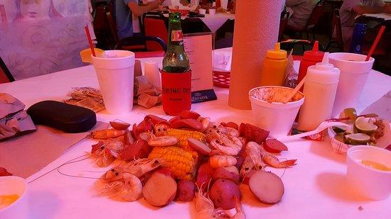 ร็อกพอร์ต, เท็กซัส: Boiling Pot Restaurant
