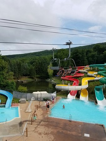 Camelbeach Mountain Waterpark: 20160731_161128_large.jpg