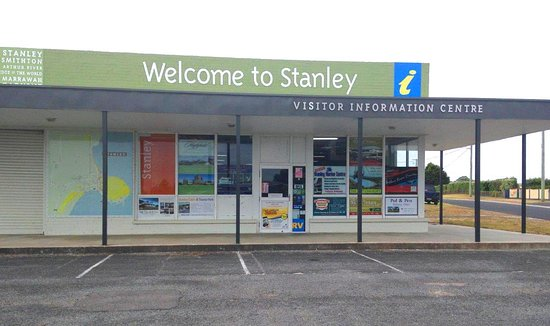 Stanley Visitor Centre
