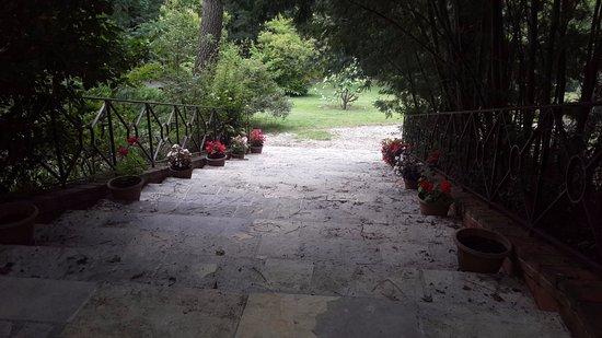 Vacquiers, Γαλλία: escadaria pricipal