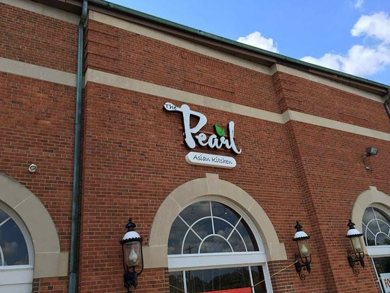 New Sign And Name Picture Of Pearl Asian Kitchen Shaker