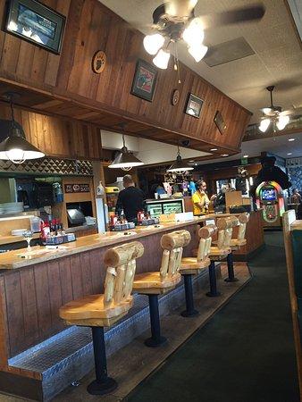Porterville, CA: Piatti e ristorante