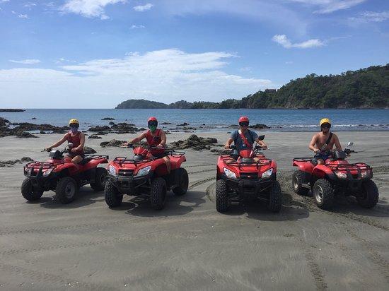 Get Lost In Costa Rica: ATV Tour