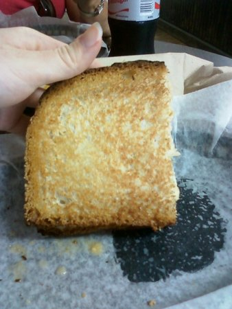 The Grilled Cheese Factory: Half of a #23
