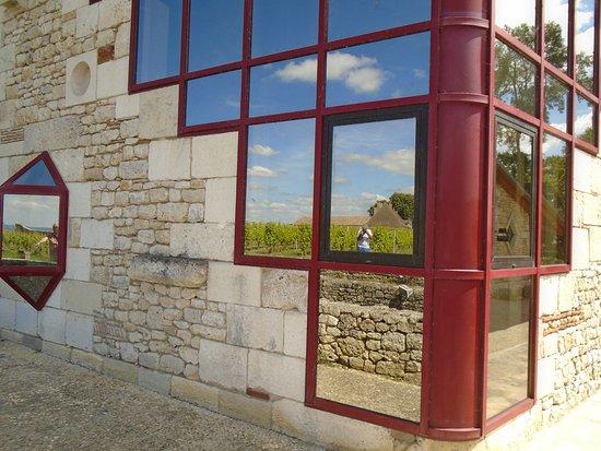 Aquitaine, Frankrike: loja Chateau de Monbazillac