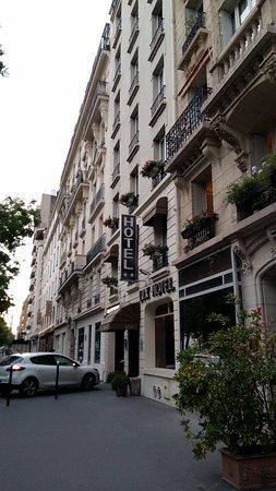 Lux Hotel Picpus : Frente do hotel
