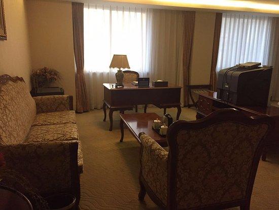Dingchunde Hotel: Suite Room