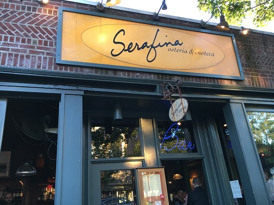 Serafina Seattle Menu Prices Restaurant Reviews Tripadvisor