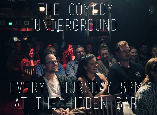 ‪The Comedy Underground‬