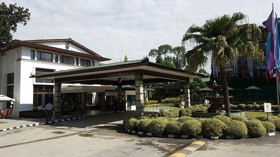 Hotel Annapurna: Centrally located hotel in Kathmandu