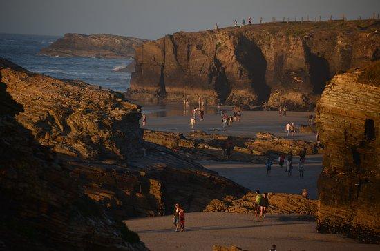 Casa Amadora: Walking the UNESCO beach in the sunset