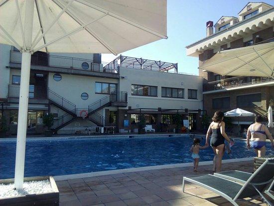 Cellers, España: Hotel Terradets
