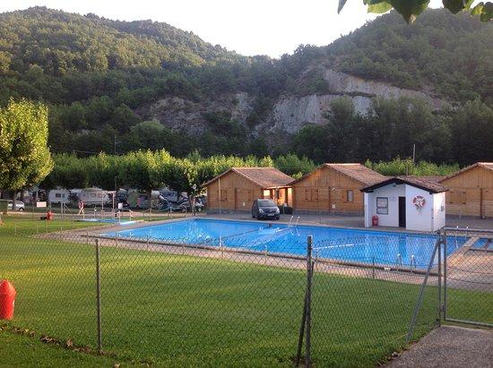 piscina - picture of camping baliera, bonansa - tripadvisor