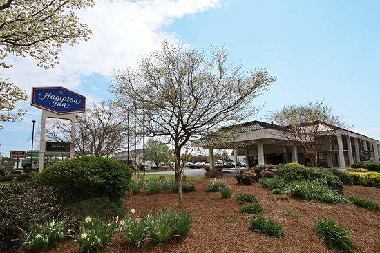 Hampton Inn Fayetteville I-95