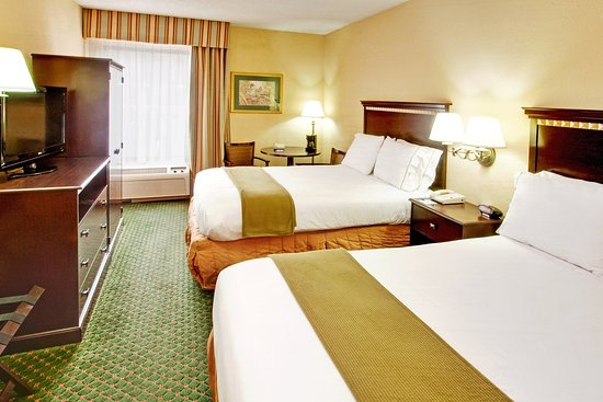Holiday Inn Express - Medical Center Midtown: Double Bed Guest Room