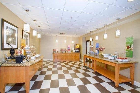 Seffner, Flórida: Breakfast Area