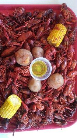 ร็อกพอร์ต, เท็กซัส: Louisiana Grill Seafood