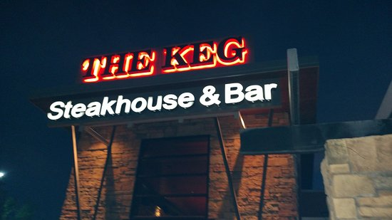 Restaurant Sign Picture Of The Keg Steakhouse Bar Tempe Tempe