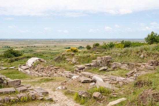 Apollonia: Antike Überreste