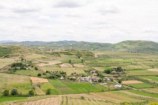 Apollonia: Aussicht vom Hügel