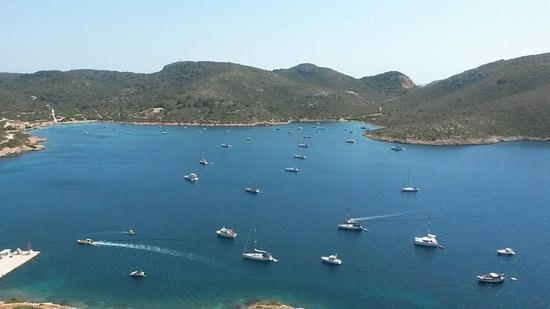 Cabrera, Spain: Playa de S'Espalmador