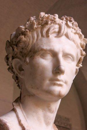 Glyptothek : The Emperor Augustus