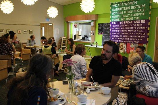 The Pod Cafe