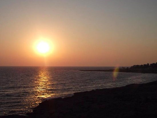 Dimma Seaside Houses: Beautiful Sunsets every night
