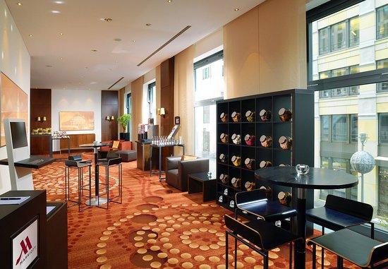 Berlin Marriott Hotel: Banquet Foyer