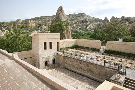 Mustafapasa, Turki: Aya Nikola Manastırı Mezarlığı
