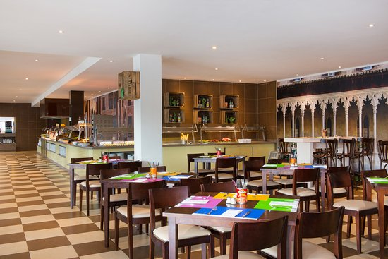 IBEROSTAR Club Cala Barca: Themed Restaurant