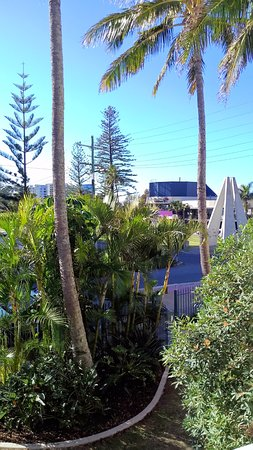 Coolangatta Ocean View Motel