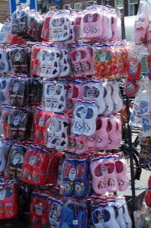 Albert Cuyp Market: Голландские башмаки