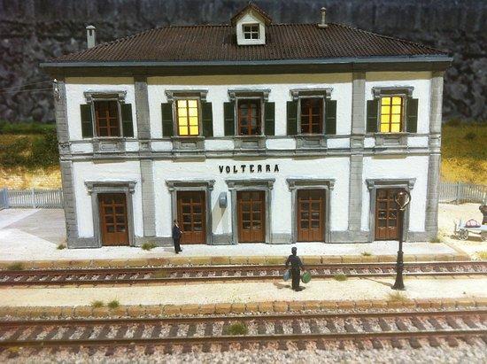Il Trenino Di Volterra