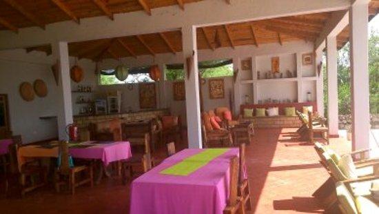 Osupuko Lodge: Tarangire Osupuko Lounge