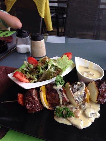 Restaurant de la Place : Ook met kids is het hier fijn eten 😍