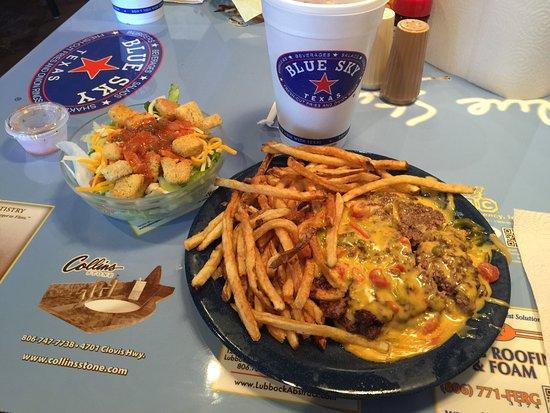 Blue Skies Of Texas >> Blue Sky Texas Lubbock 3216 4th St Restaurant Reviews