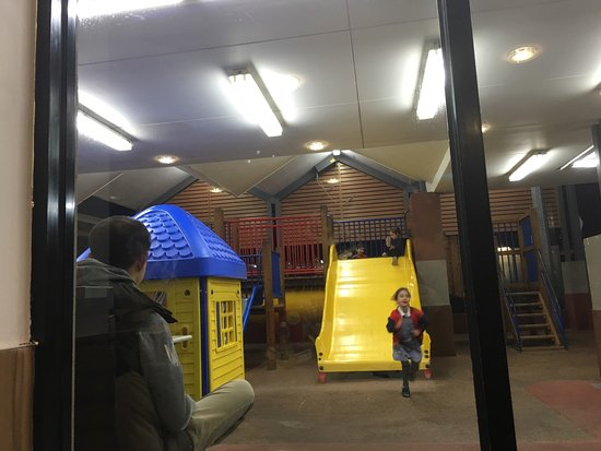 Rowville, Australien: Mc DONALD playground and cafe