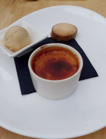 Whiting Bay, UK: Coast Arran Gold Crème Brûlée