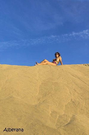 polvazo gay en las dunas