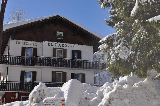 Pub Hotel El Paso: winter stagion