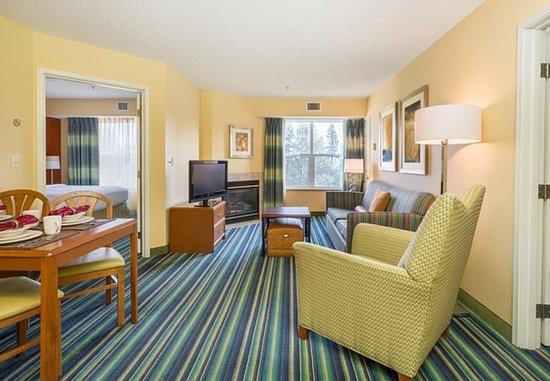 Spokane Valley, واشنطن: Two-Bedroom Suite