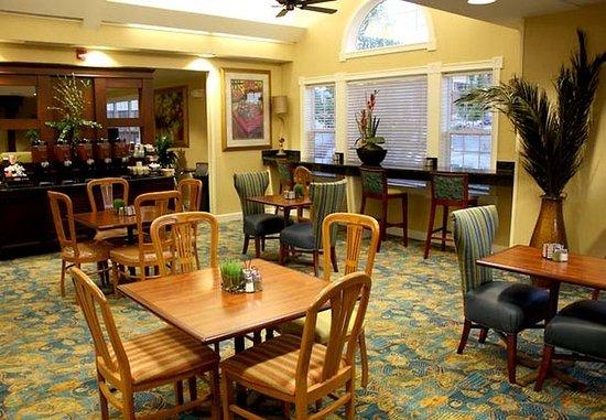 Spokane Valley, Ουάσιγκτον: Gatehouse Breakfast Area