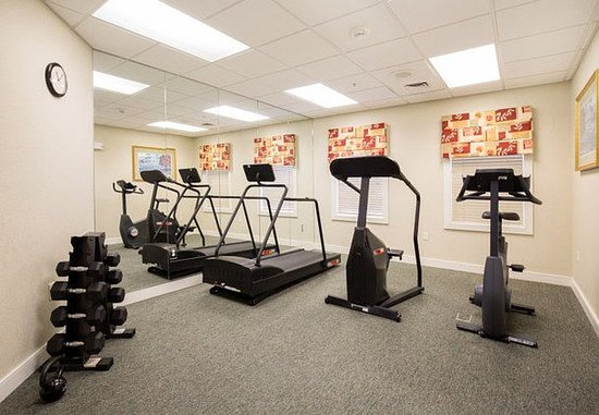 Spokane Valley, Ουάσιγκτον: Fitness Center