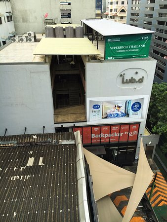 曼谷暹羅廣場盧巴酒店照片